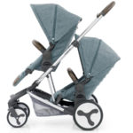 Hybrid Tandem two seats Mineral Blue