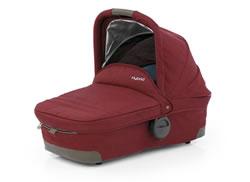 Lava Red Hybrid carrycot