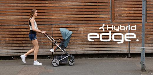 Hybrid Edge Stroller