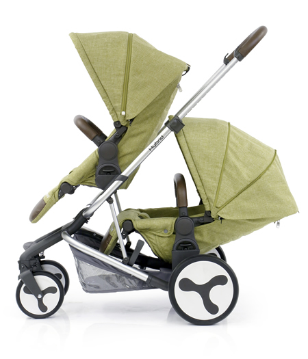 One step ahead double stroller manual