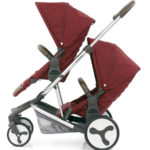 Hybrid Tandem two seats Lava Red
