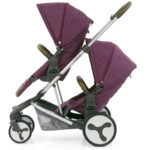 Hybrid Tandem two seatsHybrid Tandem two seats Lava Red