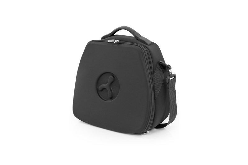 Hybrid stroller changing bag accessory