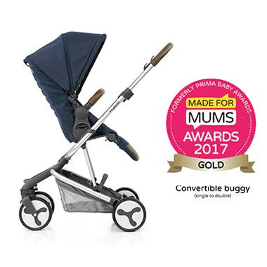 Made For Mums Gold Award