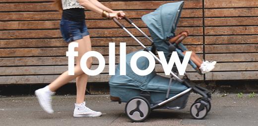 Follow Hybrid Stroller Online