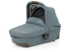 Hybrid Mineral Blue Carrycot