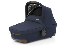 Hybrid Simply Navy Carrycot